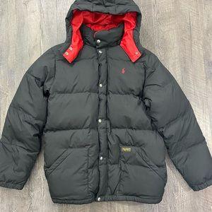 POLO   Down Puffer Coat